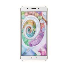 Oppo F1S New Ram 4 64Gb Gold Free Power Bank 35000 Mah Asli