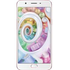 OPPO F1s Selfie Expert 4G (Rose Gold) - 32GB - 3 GB RAM + Free Memory V-Gen 16 GB + Silicon Case + Tempered Glass
