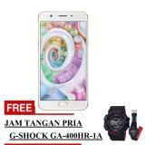 Beli Oppo F1S Selfie Expert Smartphone Gold 32 Gb Free Jam Tangan Pria Online Jawa Timur