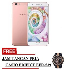 Beli Oppo F1S Selfie Expert Smartphone Rose Gold 32 Gb Free Jam Tangan Pria Cicilan