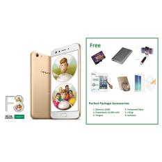 Jual Oppo F3 4 64Gb Free Perfect Package Accessories 6 Item Grosir