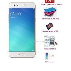 Oppo F3 Smartphone (64GB/Ram 4GB)