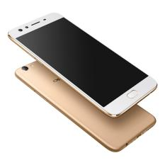 OPPO F3 Plus 16MP Front Camera - 4GB RAM/ 64GB ROM - Gold