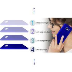 Oppo F3 Plus Baby Skin Ultra Thin Hard Case Black 1218