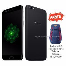 Beli Oppo F3 Plus Ram 4Gb Rom 64Gb Layar 5 Inch Free Tas Barca Original Matte Black Online Terpercaya