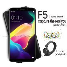 Promo Oppo F5 Capture The Real You Ram 4Gb Rom 32Gb Matte Black Oppo