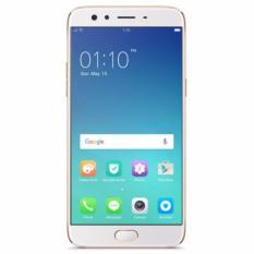 Beli Oppo F3 Selfie Expert Dual Front Camera Ram 4Gb Rom 64Gb Gold Kredit