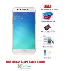 OPPO F3 Smartphone (64GB/ RAM 4GB) - Cicilan Tanpa Kartu Kredit