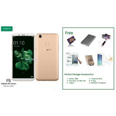 Situs Review Oppo F5 4 32Gb Free 6 Item Accessories