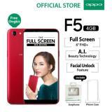 Ulasan Oppo F5 4Gb Red