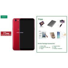 Pusat Jual Beli Oppo F5 6Gb 6 64Gb Free 6 Item Accessories Dki Jakarta