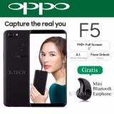 Promo Oppo F5 Capture The Real You Matte Black