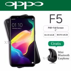 Oppo F5 - Ram 6GB - Rom 64GB - Matte Black