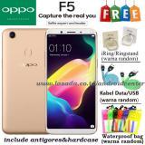 Spesifikasi Oppo F5 Smartphone 32Gb 4Gb Garansi Resmi 1 Tahun Yang Bagus