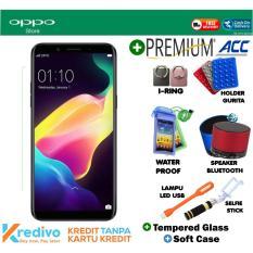 Oppo F5 Youth 3/32 GB - Black Plus Premuim Accecories Menarik Original