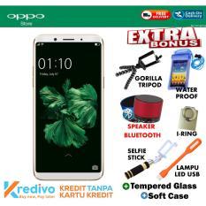 Oppo F5 Youth 3/32 GB - Gold Garansi Resmi Free Ektra Bonus Menarik