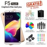 Tips Beli Oppo F5 Youth Ram 3Gb Rom 32Gb Fingerprint Gold