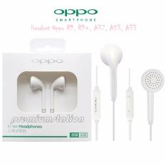 Oppo Premium Headset Phones Hansfree Music Ear Oppo R9, R9+, A37, A53, A33