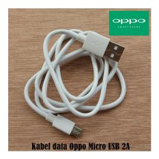 OPPO Kabel Data Micro USB 2A Oppo A37 - White