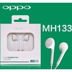 Beli Oppo Mh 133 Handsfree Fashion Headphones Putih Nyicil