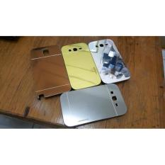 Oppo Neo 5 R1201 Motomo Mirror Hardcase Metal Aluminium Backcase Softcase Case Casing Hp Cover
