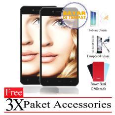 Oppo Neo 9/A37 Ram 2GB/16GB (Free 3x Paket Accessories) Black Smartphone