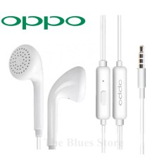 Oppo Headset / Handsfree MH133 for OPPO R9 R9plus Original - Putih