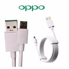 Oppo Original Kabel Data Vooc Fast Charging Putih Asli