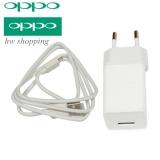 Review Tentang Oppo Travel Charger Original 2A Dengan Kabel Micro Usb Putih