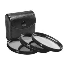Optic Pro Filter Kit Mod 2 - UV+CPL+ND8 - 40.5mm