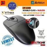 Toko Ori Padless Mouse Usb A4Tech Op 620D Double Click Op620 Kaca Murah Terlengkap Jawa Timur
