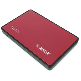 Orico 1-Bay 2.5 Inch External HDD Enclosure Sata 2 USB 3.0 - 2588US3-