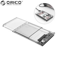 Jual Orico 2139U3 External Hdd Case Transparent 2 5Inch Sata Orico Branded