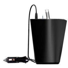 Orico Car Cup Charger with 3 USB Port - UCH-C3-V1 - Black