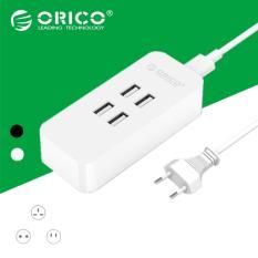 Spek Orico Smart Desktop Charger 4 Port Dcv 4U White Dki Jakarta