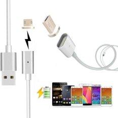 Review Asli 2 4 Micro Usb Mobile Phone Nylon Pengisian Cepat Kilat Kabel Kawat Magnetic Adapter Charger Untuk Android Intl Oem Di Tiongkok