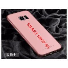 Original 360 Degree Slim Fit Case For Samsung Galaxy S7 - Rose Gold