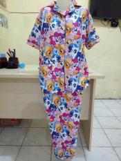 ORIGINAL  Baju Tidur Piyama Celana Panjang Motif LITTLE PONY