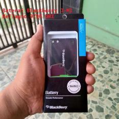 Original Baterai Batre Batere Batrai Battery Blackberry 9900 9930 9790 9860 9850 JM1