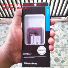 Original Baterai Batre Batere Batrai Battery Blackberry Curve 9350 9360 9370 EM1