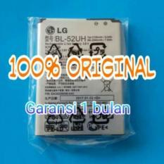 Original Baterai Batre Battre Battery Batere Batrai Lg Optimus L70 Ms323 L65 D320 D285 D325 BL-52UH
