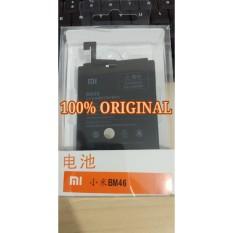 ORIGINAL Baterai Batre Battre Battery Batery Batrai Batere Bateri Xiaomi Redmi Note3 Note 3 . Pro . BM46
