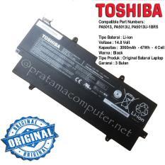 Original Baterai Laptop Toshiba Portege Z830 Z835 Z930 Z935 Ultrabook
