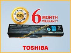 Original Baterai Laptop Toshiba Satellite A600 C600 L600 L635 L640 L645 L645d L650 L675 M600 Series
