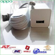Original Charger Oppo 2.1A - Casan Carger Charging F1 F1S Joy Clover
