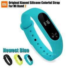 Spesifikasi Asli Colorful Xiaomi Mi Band 2 Strap Mi Band 2 Gelang Aksesoris Band Yang Bisa Diganti Gelang Silikon Untuk Xiaomi Band 2 Intl Dan Harga