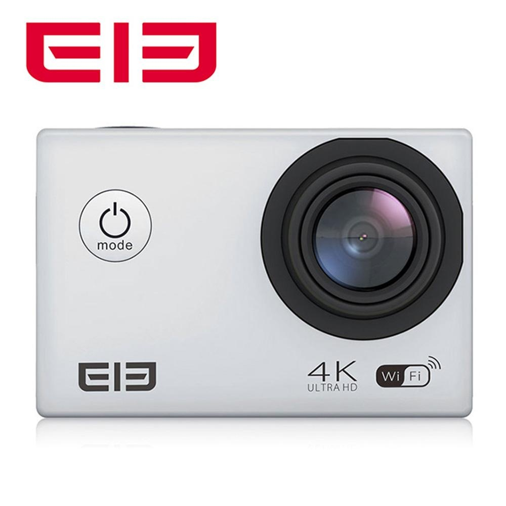 Original Elephone ELE Explorer 2 inches 4K Ultra HD 170 Degree Wide View Angle WiFi Action Camera - intl