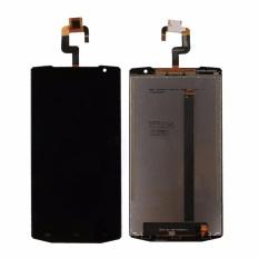 Asli untuk Oukitel K10000 LCD Display dengan Touch Screen Digitizer Assembly + 3 M Tape + Membuka Alat Perbaikan + Lem-Intl