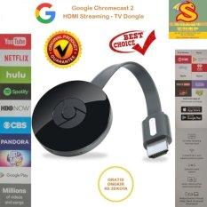 Beli Original Google Chromecast 2 Hdmi Streaming Tv Dongle Google