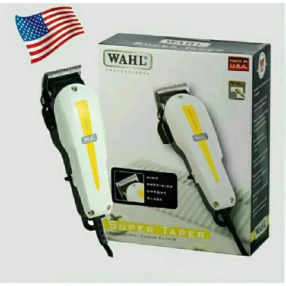 Spek Original Hair Clipper Wahl Usa Lodan Mesin Cukur Rambut Alat Cukur Rambut Home Cut Professional
